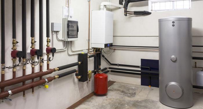 Boilerservice und Auswechslung - Koller Haustechnik AG