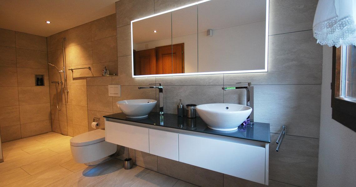 Sanierung badezimmer privathaus ohmstal koller for Sanierung badezimmer